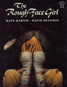 rough face